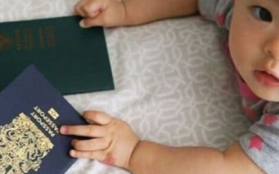 How to Get Your Baby's Passport in 50 Easy Steps