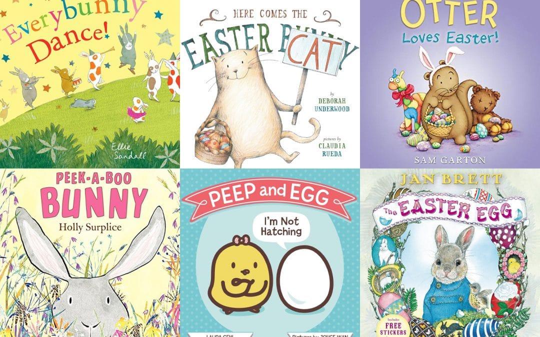 Easter Bunnies Love to Read – Toddlers/Preschool