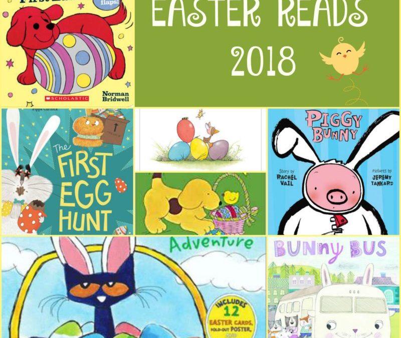 Easter Books for Kids 2018