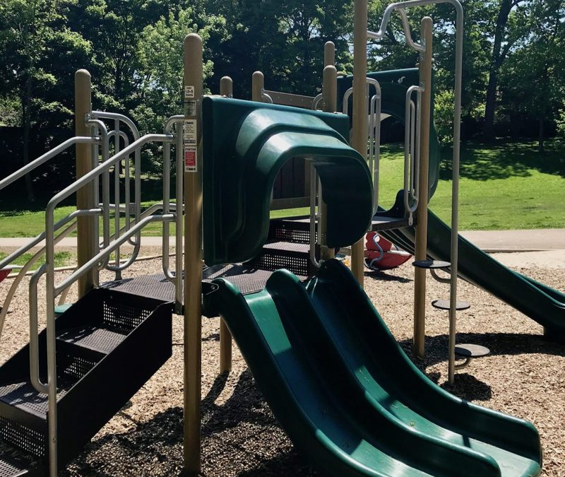 Playground Survival: Cassels Avenue Playground (East Toronto)