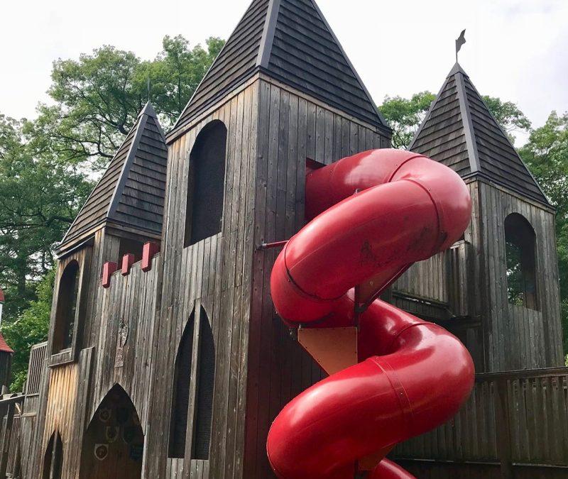 Playground Survival:  High Park, Toronto