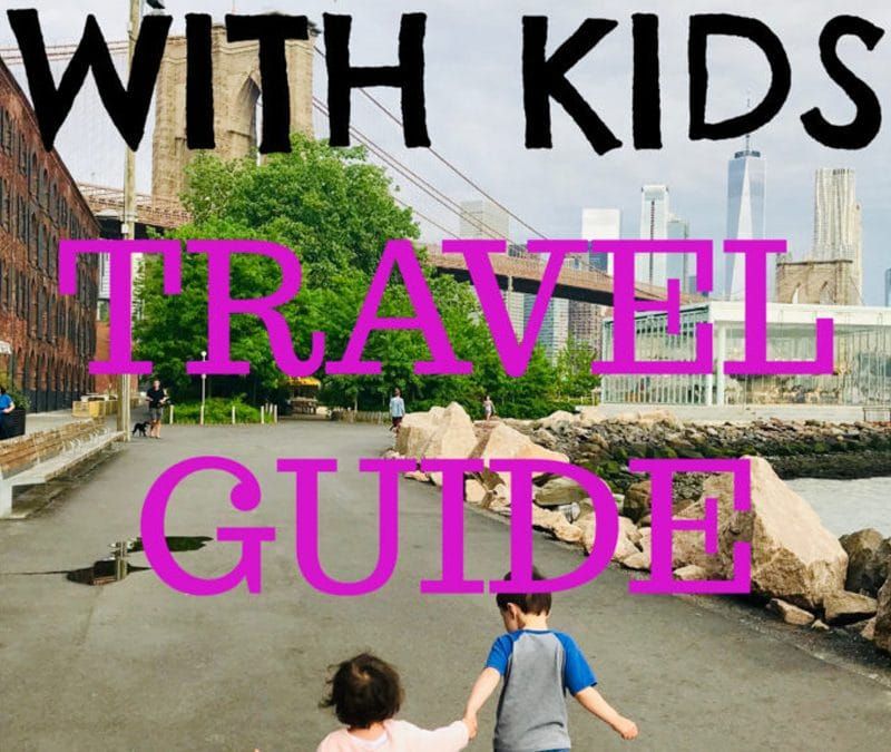 Travel to New York with Kids