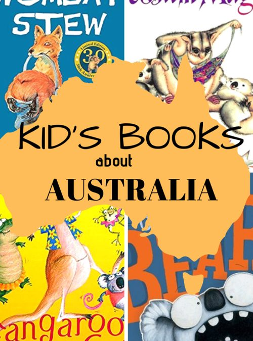 How to Take Your Kids To Australia Without Taking a Plane