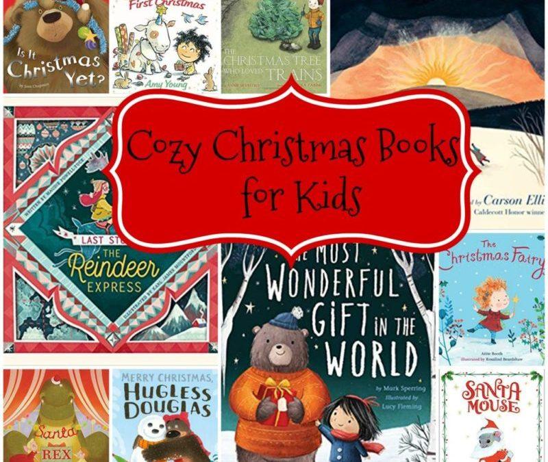Cozy Christmas Books for Kids 2019