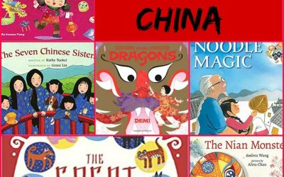 Kids Books About China