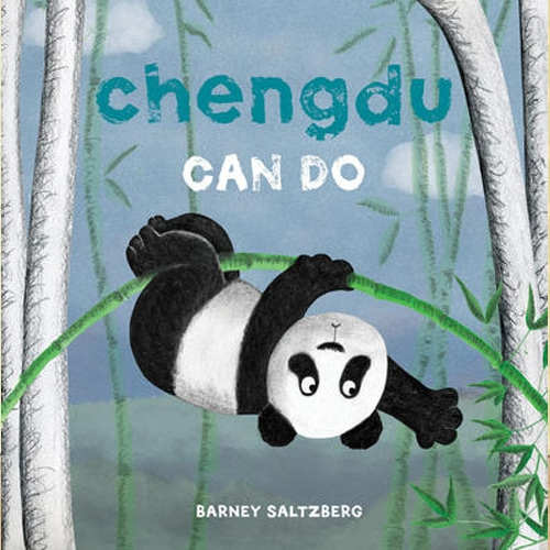 Children's Books - Chengdu Can Do by Earney Saltzberg