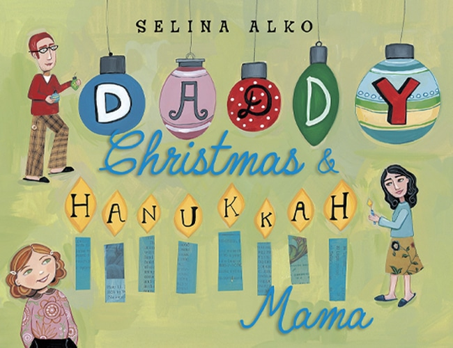 Children's Books - Daddy Christmas and Hanukkah Mama by Selina Alko
