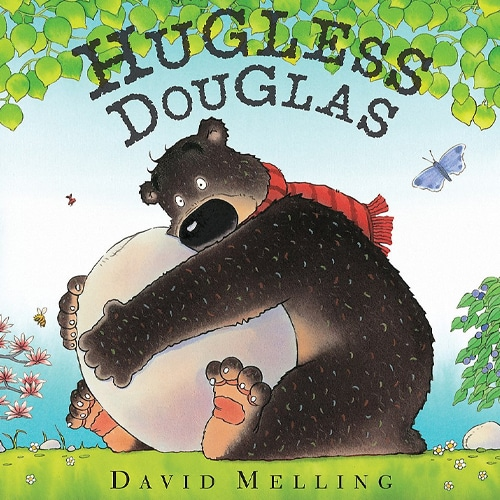 Children's Books - Hugless Douglas by David Melling