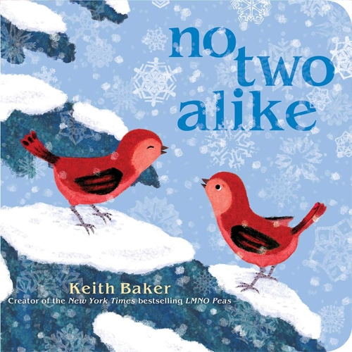 Children's Books - No Two Alike by Keith Baker