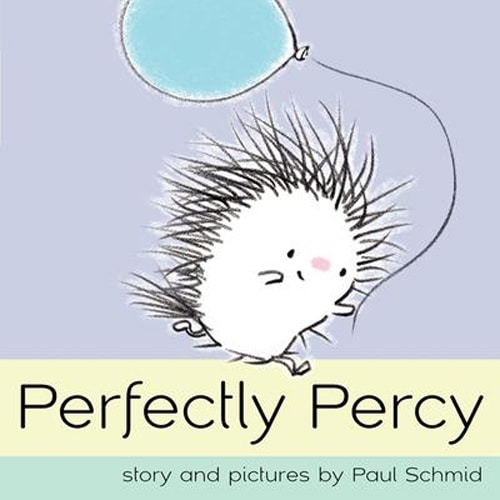 Children's Books - Perfectly Percy by Paul Schmid