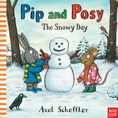 Children's Books - Pip and Posy by Axel Scheffler