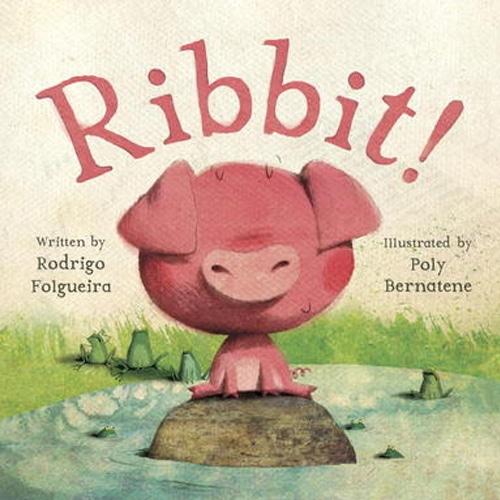 Children's Books - Ribbit by Rodrigo Foigueira