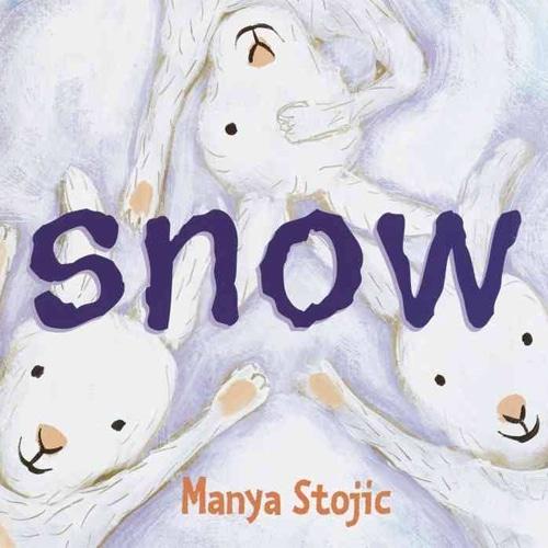Children's Books - Snow by Manua Stojic