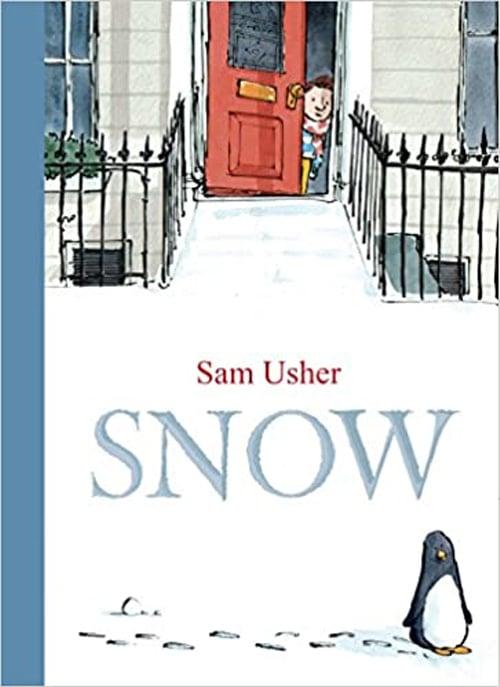 Children's Books - Snow by Sam Usher