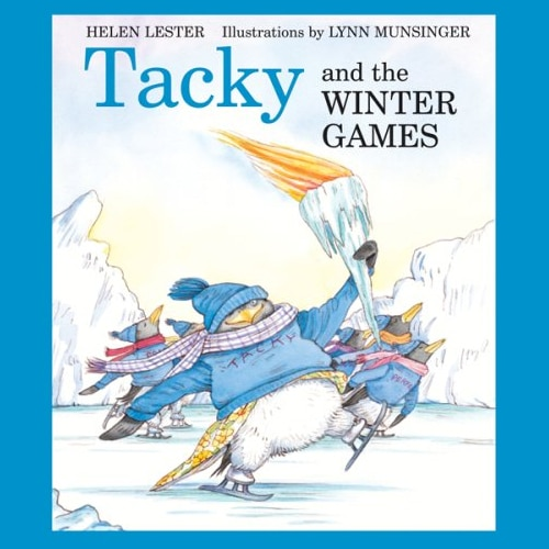 Children's Books - Tacky and the Winter Games by Helen Lester
