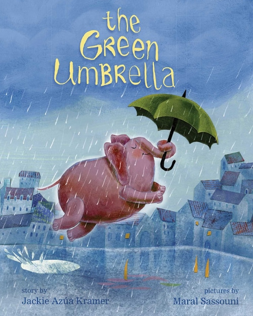 Three Books of the Week:  Whimsical Wonder! Ages 3-7