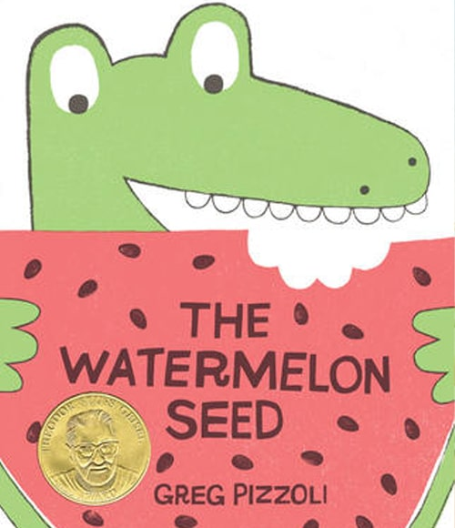 Children's Books - The Watermelon Seed by Greg Pizzoli