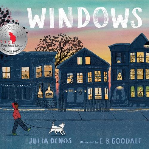 Children's Books - Windows by Julia Denos