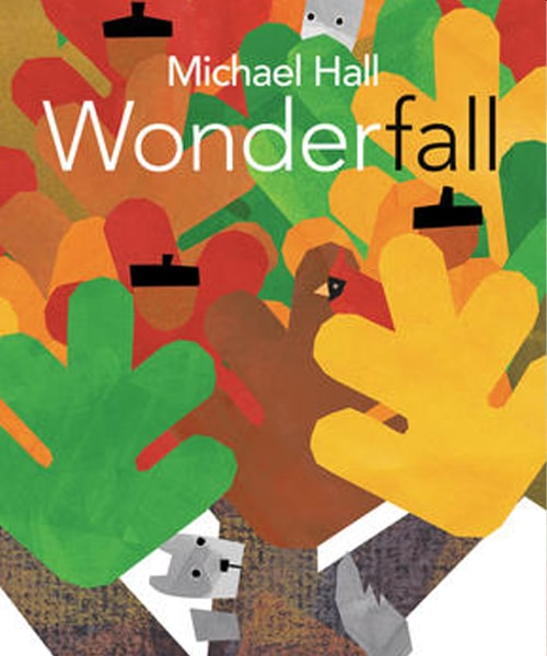 Books About Fall: Sarah's 2017 List
