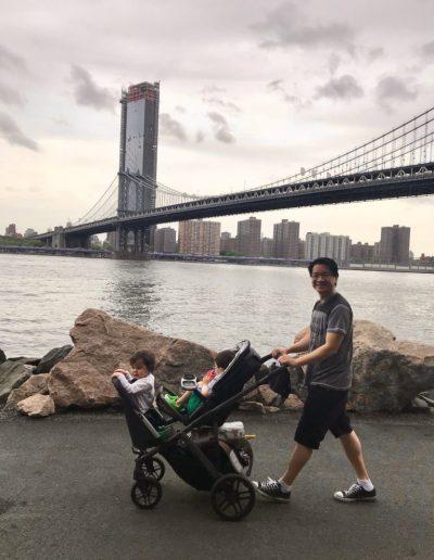 Brooklyn Bridge and Brooklyn