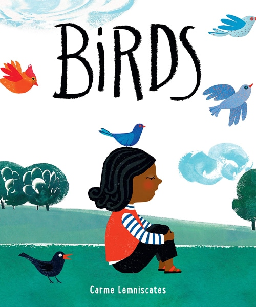 What My Kids are Reading this Week:  For the Birds
