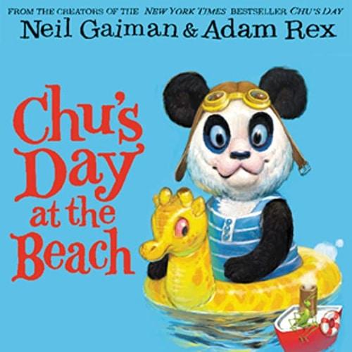Children's Books - Chu's Day at the Beach by Neil Gaiman