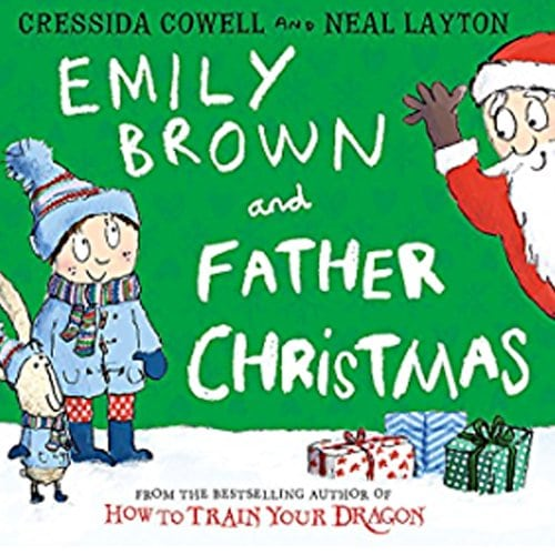 Children's Books - Emily Brown and Father Christmas by Cressida Cowell