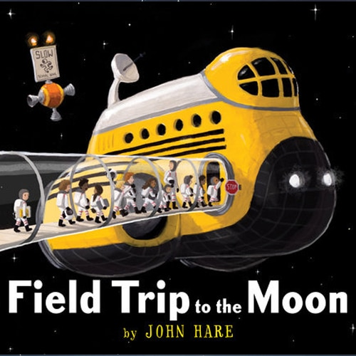 What My Kids Are Reading This Week: Moon Landing!