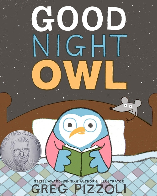 Three Books of the Week: Good Night for 3-7 Year Olds
