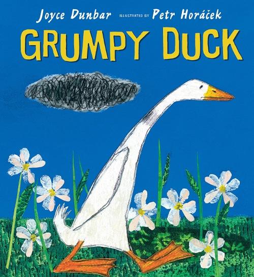 Children's Books - Grumpy Duck by Joyce Dunbar