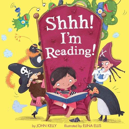 Children's Books - I'm Reading by John Kelly