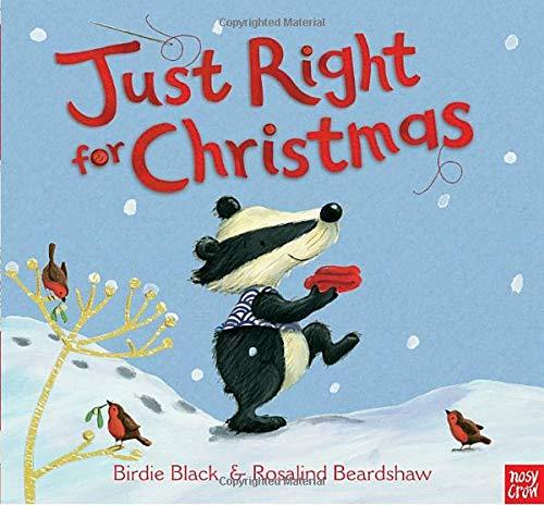 Children's Books - Just Right for Christmas