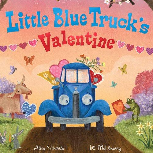 Children's Books - Little Blue Truck's Valentine by Alice Schertle
