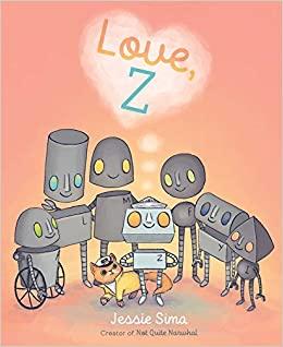 Children's Books - Love, Z by Jessie Sima