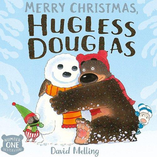 Children's Books - Merry Christmas, Hugless Douglas by David Melling