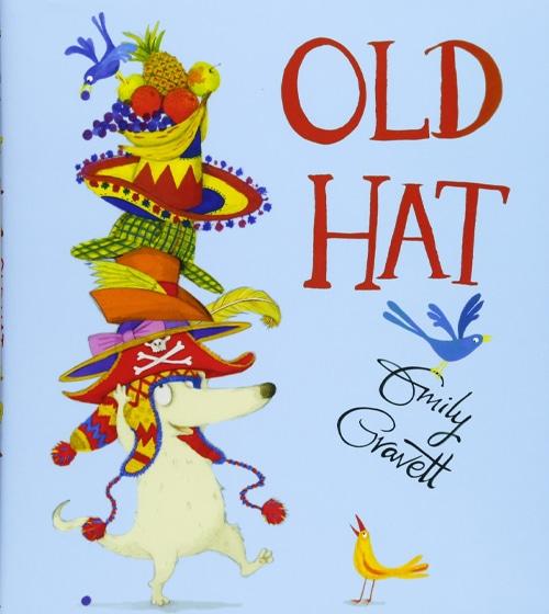 Children's Books - Old Hat by Emily Gravett
