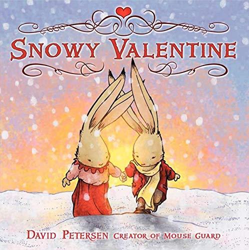 Children's Books - Snowy Valentine by David Petersen