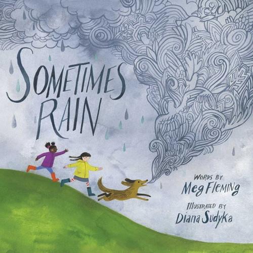 Children's Books - Sometimes Rain by Meg Fleming