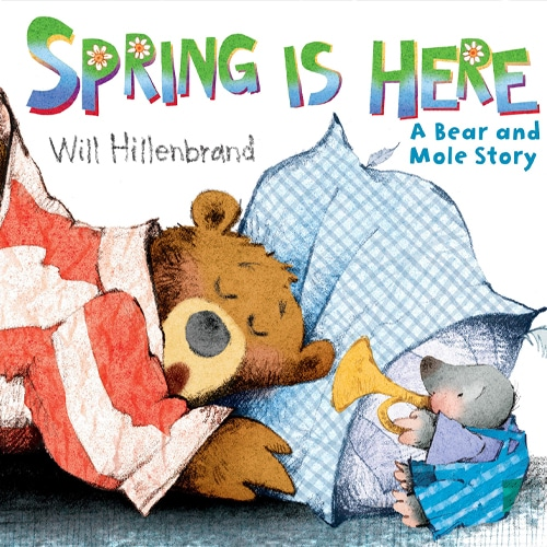 What my kids are reading this week:  Spring has Sprung!