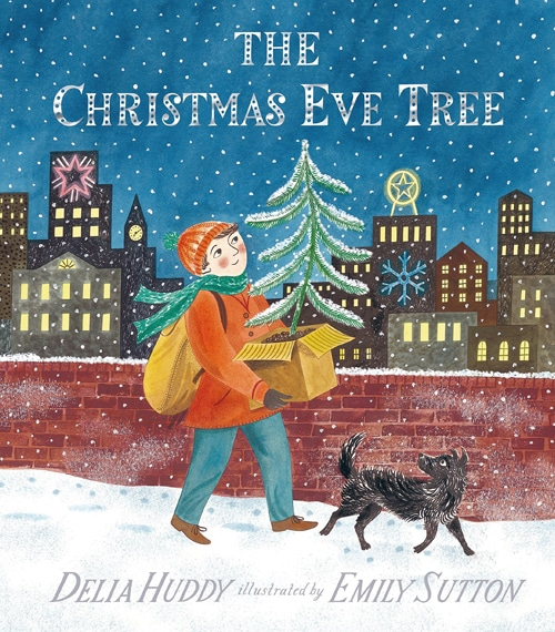 Children's Books - The Christmas Eve Tree by Delia Huddy