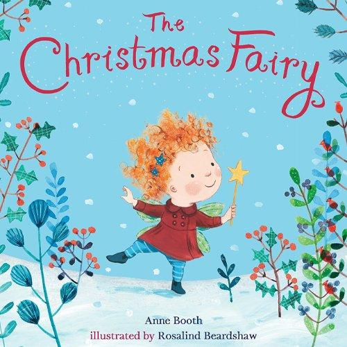 Children's Books - The Christmas Fairy by Anne Booth