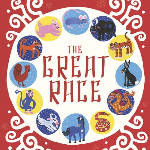 Children's Books - The Great Race by Christopher Corr