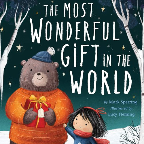Children's Books - The Most Wonderful Gift in the World by Mark Sperring