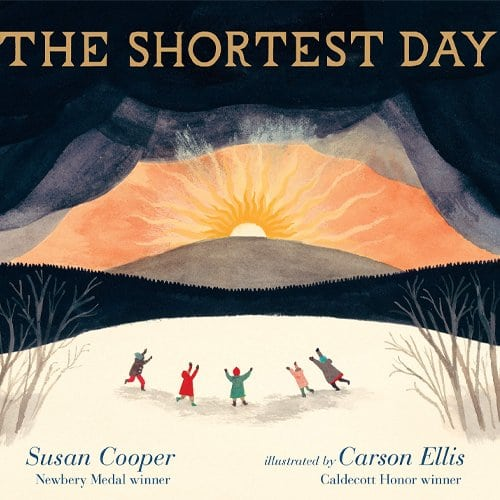 Children's Books - The Shortest Day by Susan Cooper
