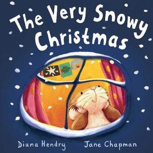 Children's Books - The Very Snowy Christmas by Diana Hendry