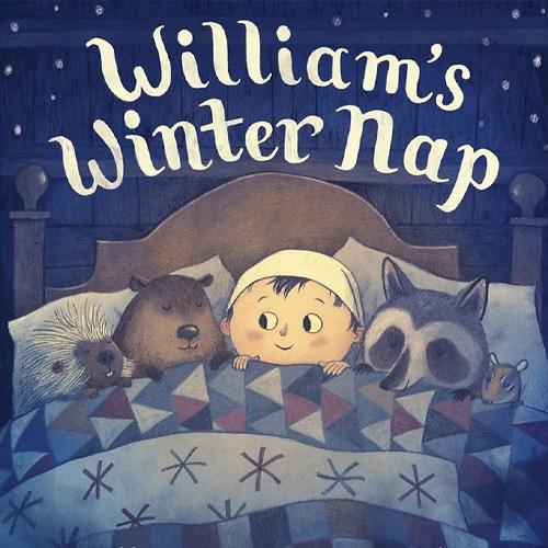 Children's Books - William's Winter Nap by Linda Ashman