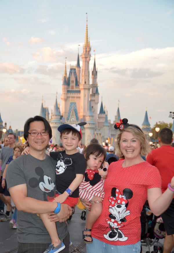Family Time at Disney World