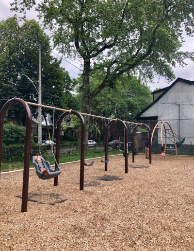 Morse Street Playground