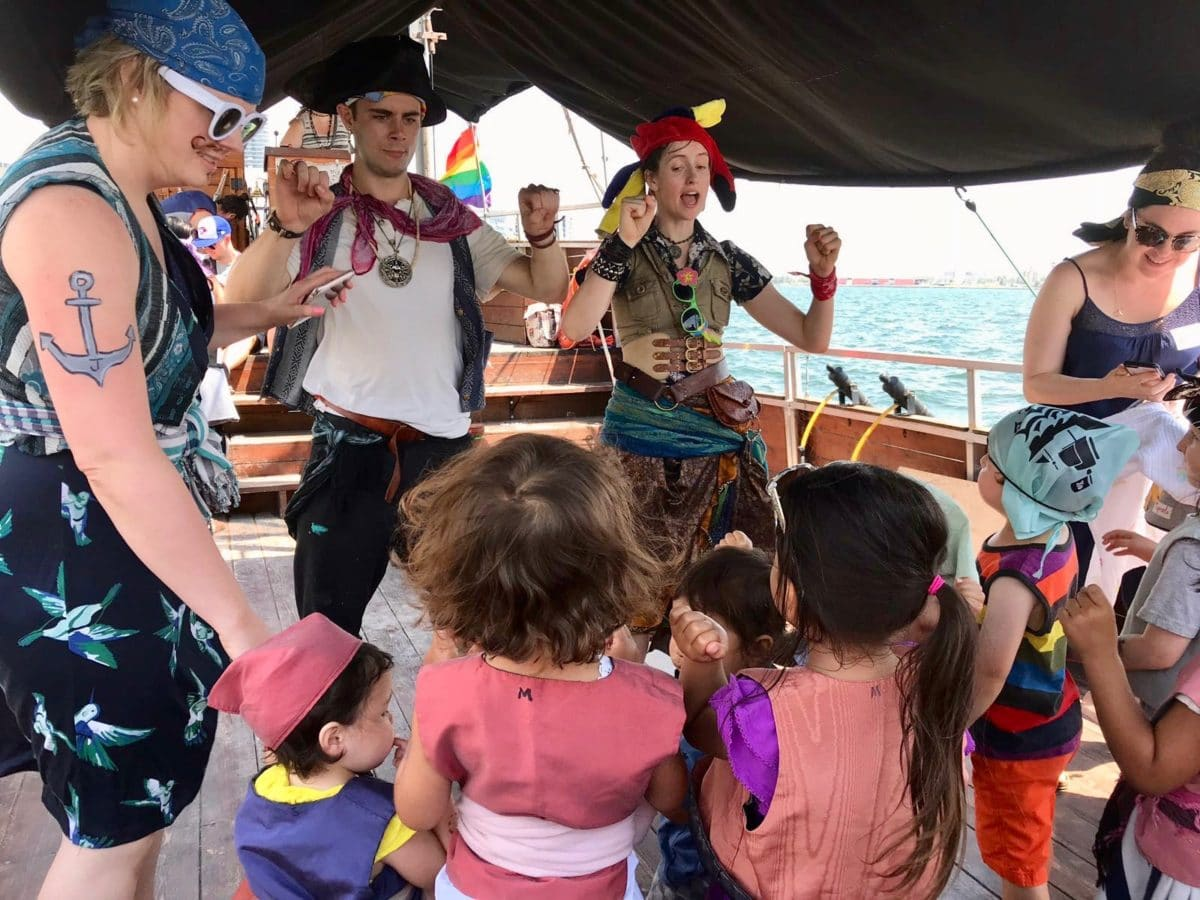 Pirate Babies