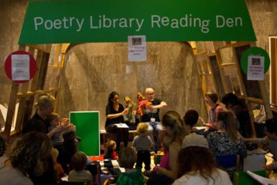 SOUTHBANK CENTRE AND POETRY LIBRARY
